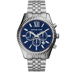 【送料無料】michael kors mk8280 lexington chronograph herrenuhr