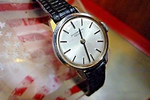 【送料無料】iwc international watch co 17 jewels cal 41 ladies 21mm 6 12 wrist