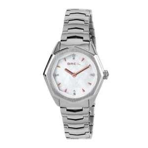 【送料無料】moda orologio breil eight donna solo tempo bianco tw1702