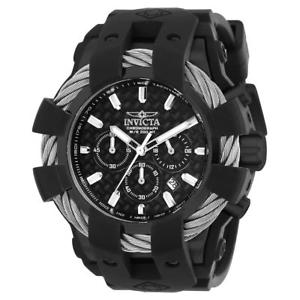 invicta mens bolt quartz stainless steel and silicone casual watch 23863