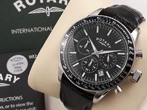 【送料無料】orologio cronografo uomo rotary 1895 swiss gs0047004 nuovo 269