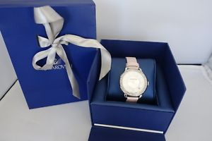 【送料無料】genuine swarovski watch aila day pink 5182189 christmas birthday wedding rrp219