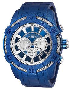 【送料無料】26614 invicta 52mm mens pro diver blue stainless steel watch