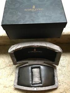 【送料無料】de grisogono box exclusive custom tailor made uhrenbox bote caja crin caja