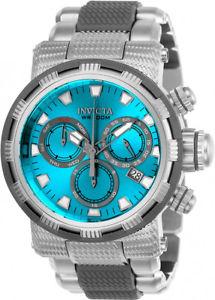 【送料無料】invicta mens specialty quartz chrono 100m two tone stainless steel watch 23990