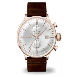 【送料無料】orologio uomo classico vintage john dandy jd2608m09