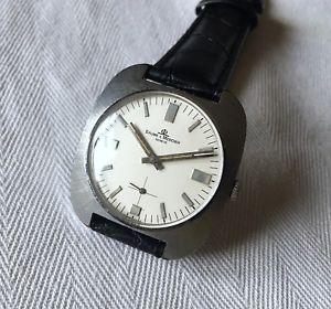 【送料無料】orologio da polso baume amp; mercier vintage anni 70 , meccanico manuale