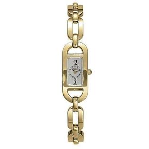 【送料無料】michel herbelin womens steel bracelet gold plated case quartz watch 1071bp28