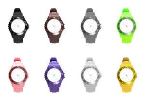 san antonio many colors soft plastic rubber watch spurs basketball