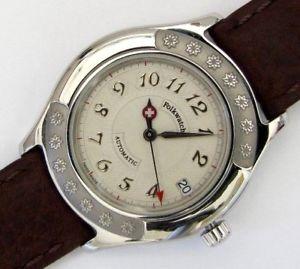 【送料無料】eta 28242, automatic folkwatch with date at 3, nos swiss made