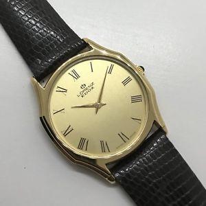 【送料無料】8731 vintage watch lorenz edox mai indossato nos carica manuale 32mm