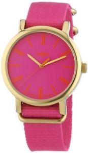 timex weekender pink