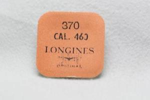 nos longines part no 370 for calibre 460  upper bloc complete