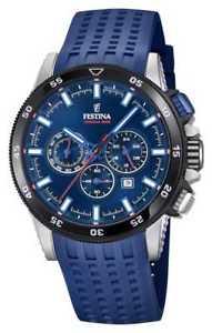 【送料無料】festina 2018 chronobike rubber strap f203533 watch 7
