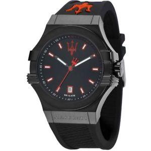 【送料無料】orologio maserati potenza ref r8851108020