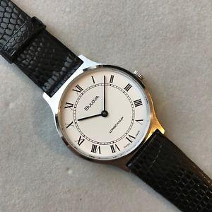 送料無料 8761 5%OFF bulova vintage watch nos indossato mai 配送員設置送料無料 manuale carica 33mm