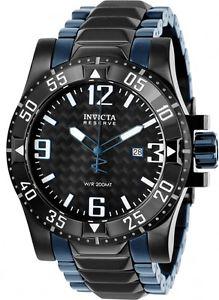 【送料無料】invicta mens reserve two toned stainless steel swiss quartz watch 25065