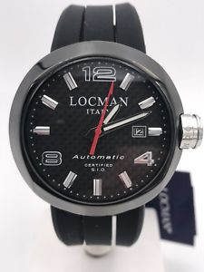 送料無料 orologio locman automatico 425n 《週末限定タイムセール》 acciaio scontatissimo 46mm 800 3 bracciali SALE開催中