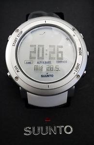 送料無料 suunto core 数量限定アウトレット最安価格 all white wrist retail ss018735000 完売 watch 429 50