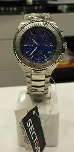 【送料無料】orologio sector 350 uomo r3253903035 cronografo