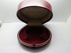original audemars piguet box  braun fr chronographen  ca 70er jahre