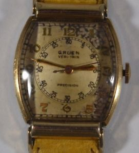 送料無料 vintage 1940s gruen verithin 通信販売 425ss precision doctorsnurses wristwatch 訳あり品送料無料