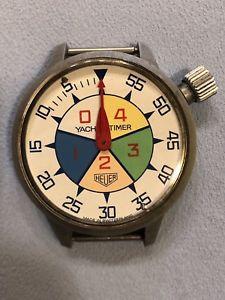 【送料無料】heuer chronometer yacht timer
