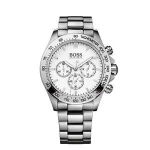 【送料無料】 hugo boss hb 1512962 mens chronograph watch 2 years warranty