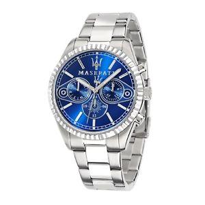 【送料無料】maserati competizione mens quartz watch r8853100009