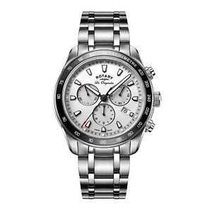 【送料無料】rotary gb9016902 mens legacy chronograph wristwatch
