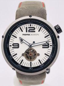 【送料無料】orologio momodesign 44mm automatico md1011bs22 760 scontatissimo nuovo