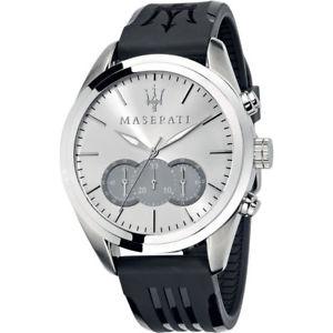 【送料無料】orologio maserati traguardo ref r8871612012