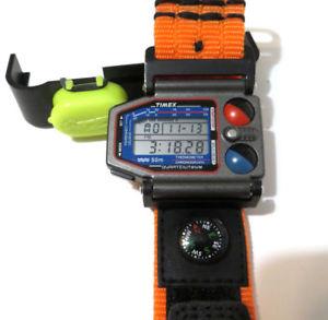 【送料無料】timex k28 surf watch chrono timer date alarm 50m gift idea