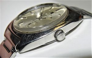 vintage tissot seastar automatic watch swiss 36mm