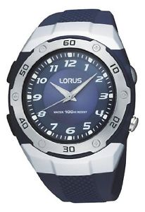 lorus gents analogue quartz watch with torch r2331dx9 rrp 2999