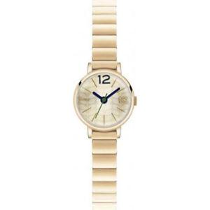 【送料無料】orla kiely frankie ladies gold plated bracelet watch ok4019oknp