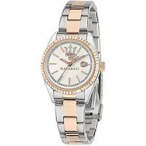 orologio solo tempo donna maserati competizione classico cod r8853100504