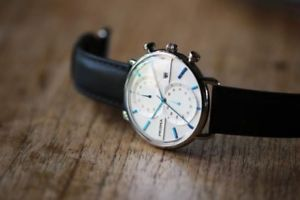 【送料無料】prisma dome chronograph multifunction stainless steel watch *2 year warranty