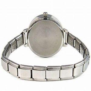 magical blue lion charm bracelet charm watch artistic analog quartz battery gift