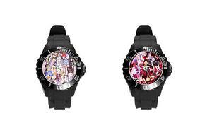 re zero kara hajimeru isekai seikatsu soft plastic rubber wrist watch