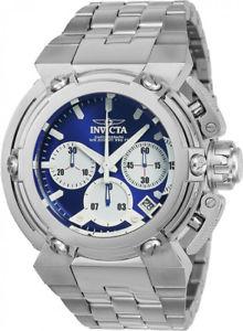【送料無料】invicta mens coalition forces chrono 300m quartz stainless steel watch 22424