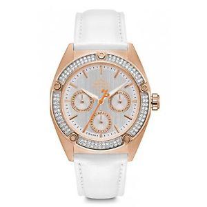 【送料無料】harley davidson 78n102 womens rosegoldtone stainless steel wristwatch