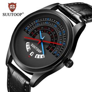 【送料無料】original men creative tactical unique quartz watch suutoop business fashion w