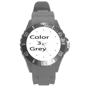 senran kagura adult men women boy girl durable color wrist watch