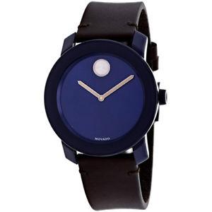 【送料無料】movado mens bold 30m quartz stainless steel watch 3600461