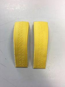 【送料無料】corum bubble rubber strap yellow
