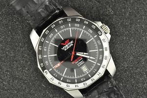 【送料無料】nice kostek europe n1 dueltime ltd edition 32j russian automatic wristwatch