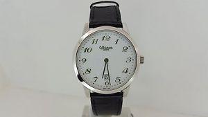 【送料無料】altanus geneve orologio 7889 quarzo swiss made classico 3atm data watch