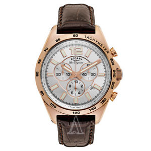 【送料無料】rotary mens quartz watch gs9007306