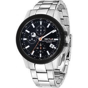 【送料無料】orologio sector 480 uomo r3273797005